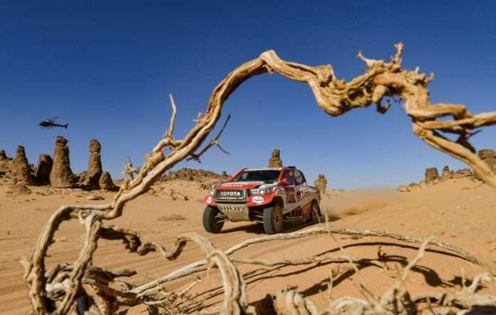 La 43ª edizione della Dakar si svolgerà interamente in Arabia Saudita