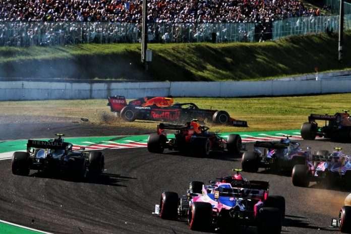 F1 nuove regole