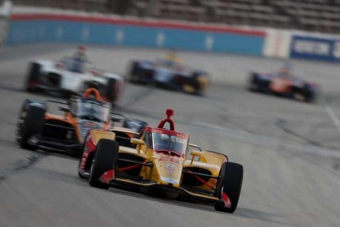 IndyCar esordio Aeroscreen