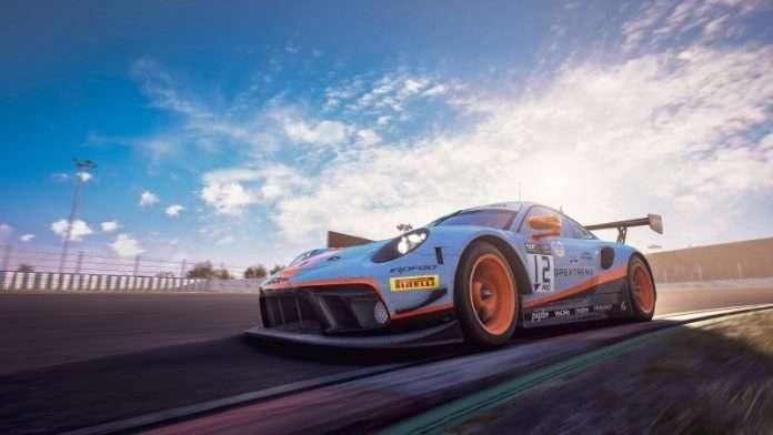 SRO E-Sport GT Kyalami