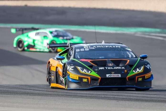 Lamborghini GT World Challenge