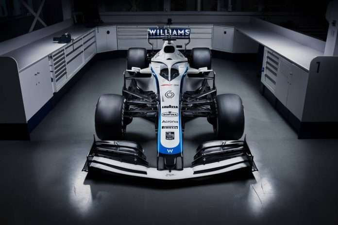 F1 2020 livree modificate