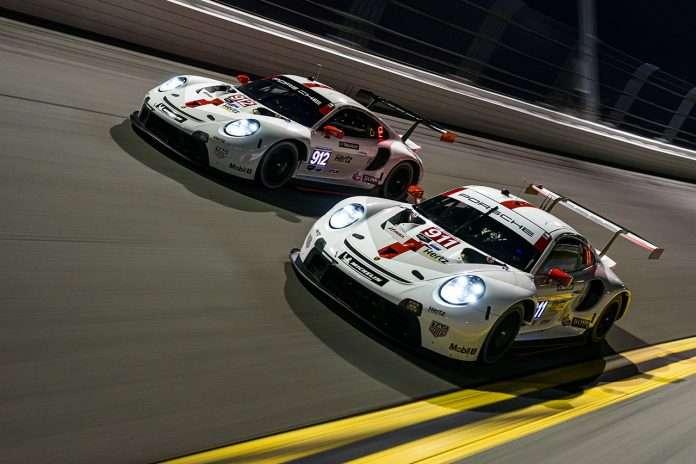 Porsche GTLM LMDh
