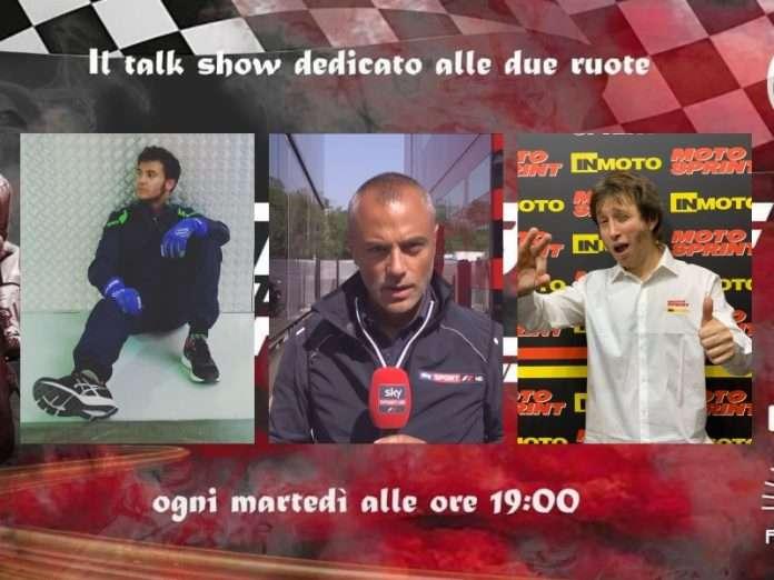 Motorbike Circus Radio LiveGP Boselli Vercellesi Colombi 1