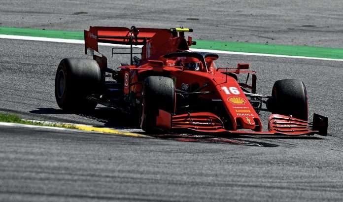 F1 GP Austria Ferrari