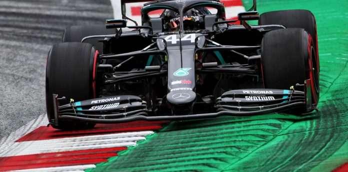 GP Austria: Hamilton in testa nelle Prove Libere 2
