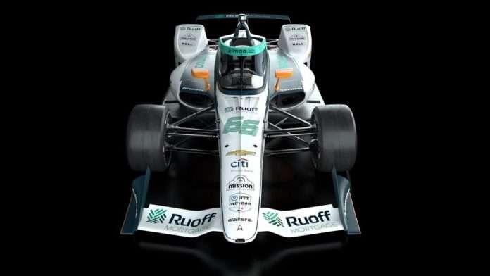 Livrea Alonso Indy 500