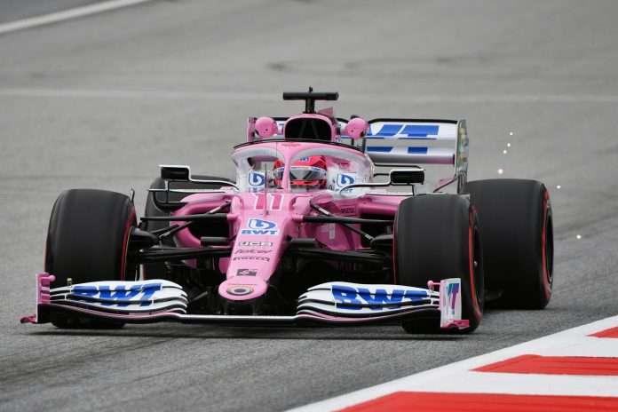 F1 Austria Racing Point