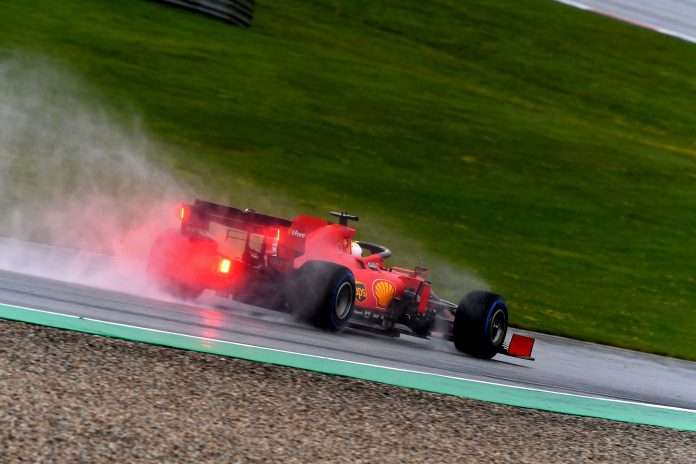 Stiria qualifiche Ferrari