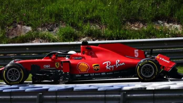 Stiria Ferrari zero punti