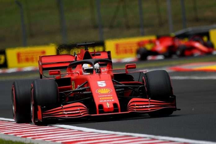 Ferrari organizzazione