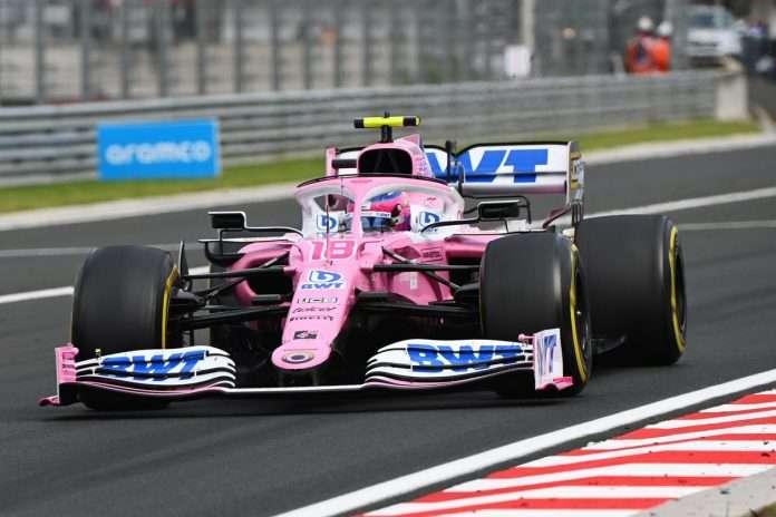 Ungheria Renault Racing Point