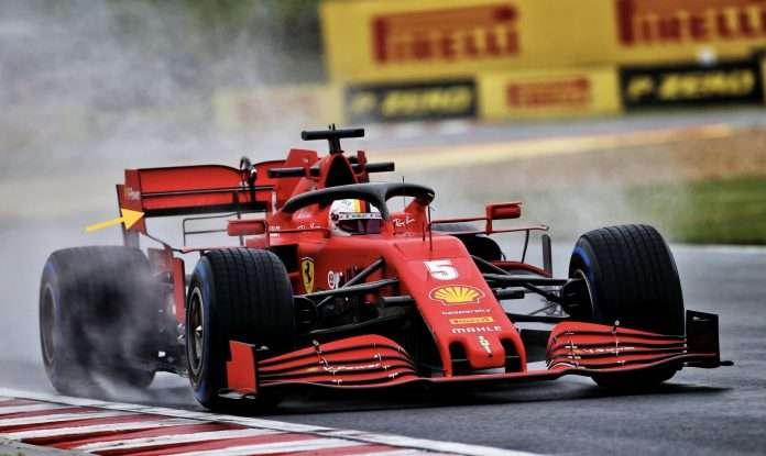 Ferrari cerca il riscatto nel GP d'Ungheria