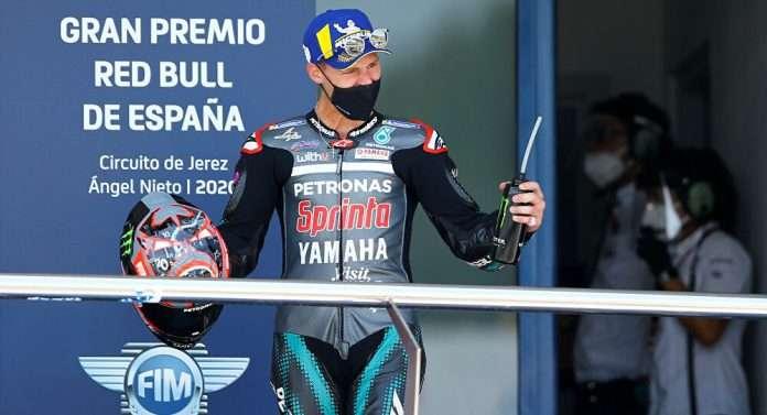 Fabio Quartararo vince il GP di Spagna