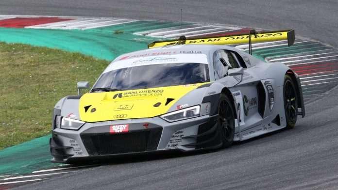 Mugello Audi