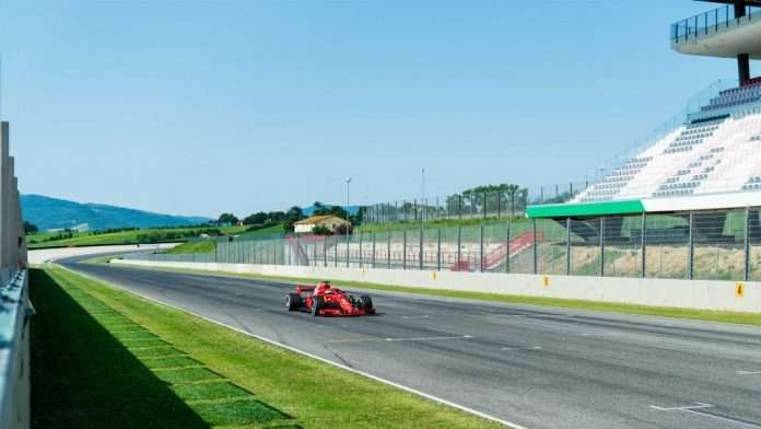 F1 2020 Mugello Sochi