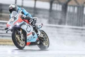 EWC 24H Le Mans Ducati Gara Wet 1