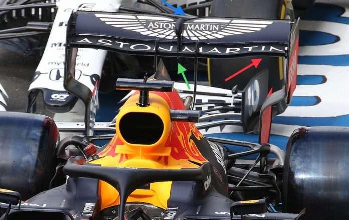 Continua incessante lo sviluppo aerodinamico sulla Red Bull RB16