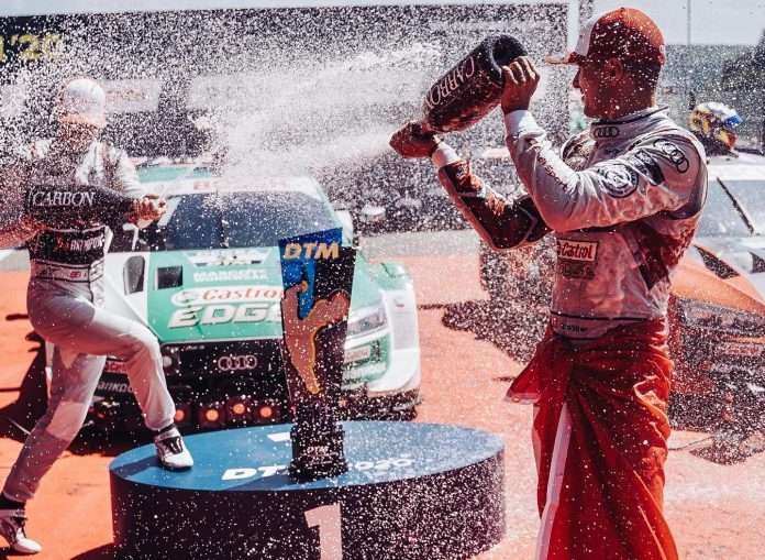 Audi DTM Spa