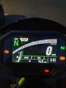 Test Kawasaki Z900 4