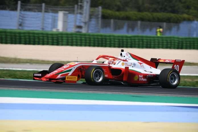 Formula Regional talenti