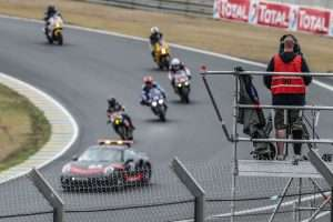 EWC 24H Le Mans Gara Safety Car 1