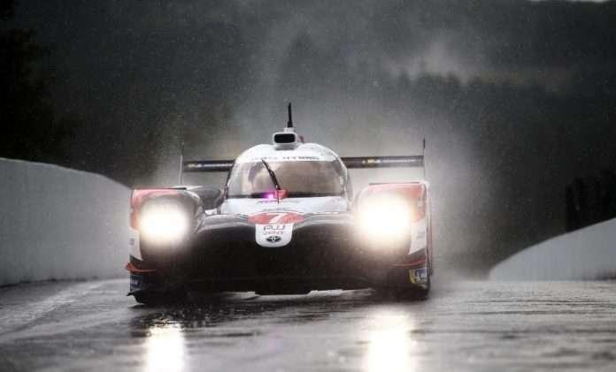 A Spa nuova vittoria Toyota, il team nipponico è stato più forte delle avverse condizioni meteo