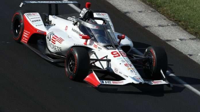 Indianapolis 500 cronaca