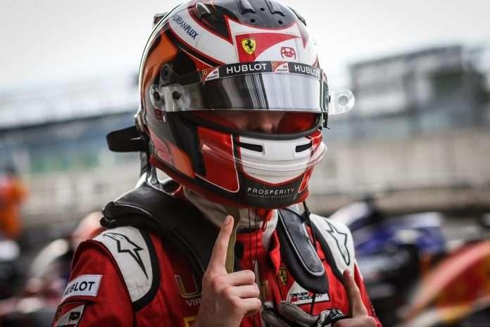 Ilott FIA F2 2020