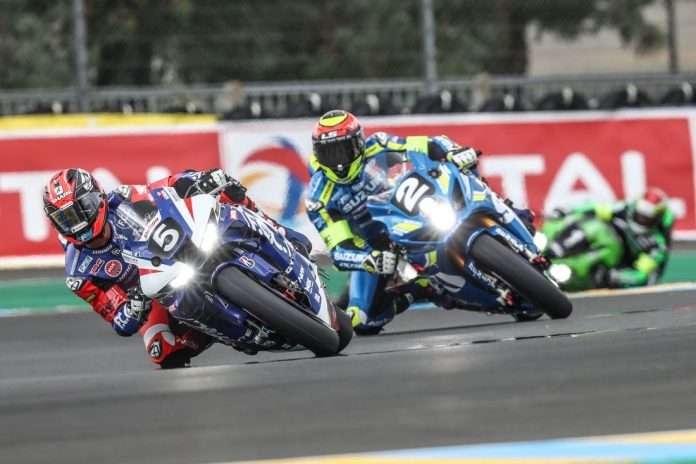 EWC 24H Le Mans Gara Start 1