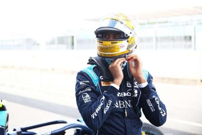 Gelael FIA F2 2020