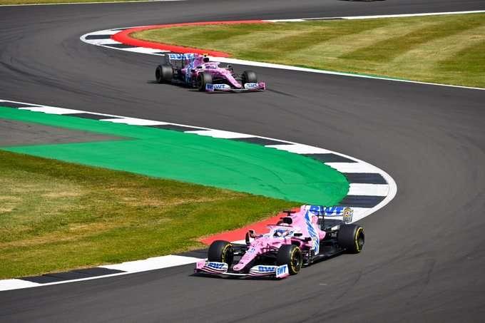 Racing Point 2020 appello Ferrari