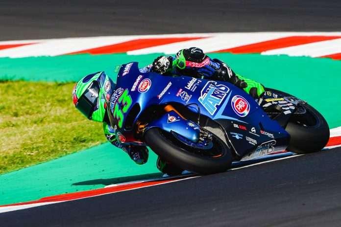 Moto2 Bastianini