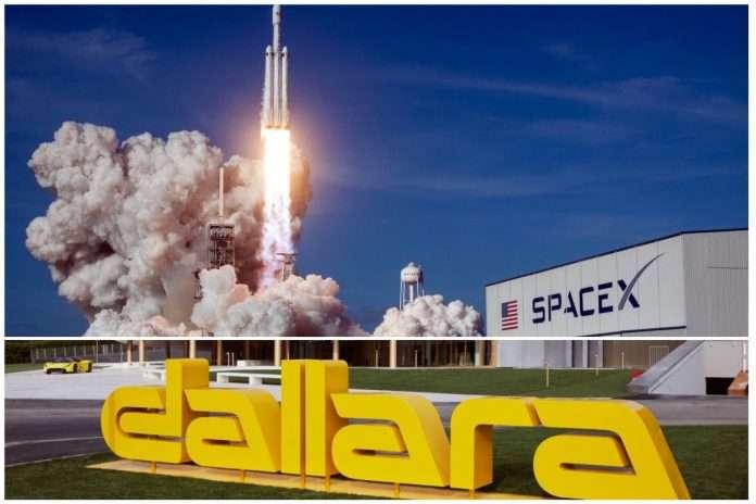 Dallara ha partecipato attivamente alla missione SpaceX