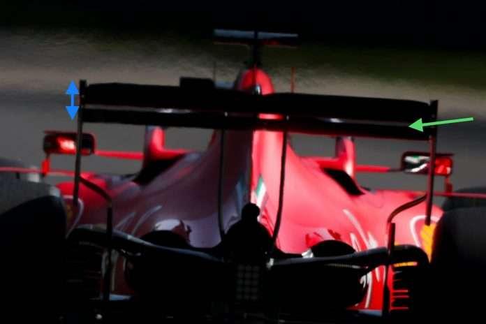 In Ferrari ali scariche per cercare la massima velocità di punta