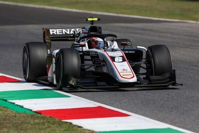 FIA F2: Lungaard vince Gara-2