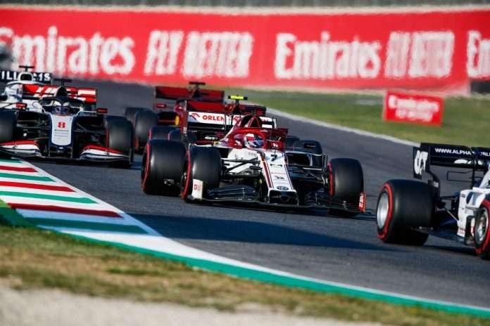 GP Toscana Alfa Ferrari