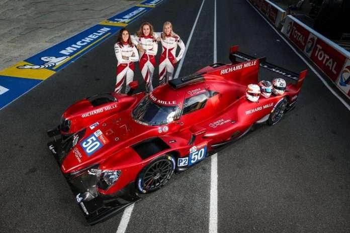 Gli equipaggi femminili conquistano la Top 10 nella 24h di Le Mans