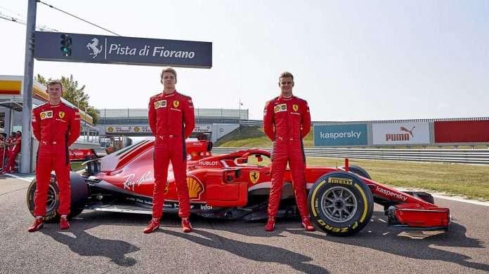 F1 FDA junior