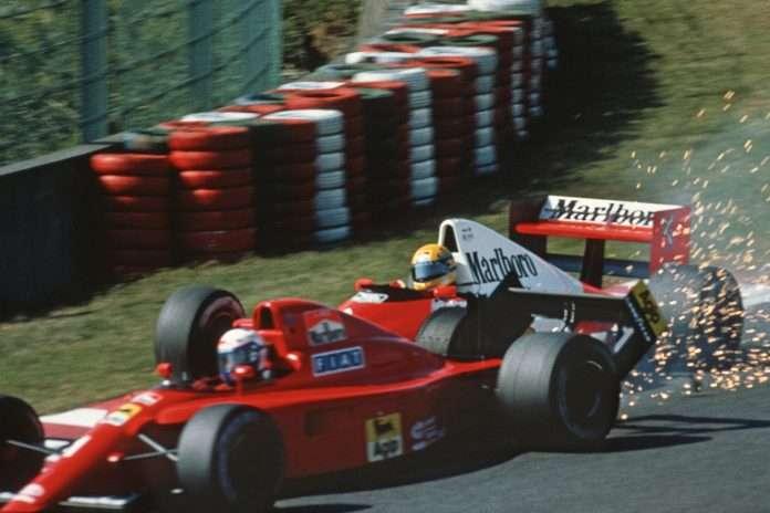 Suzuka 1990 Senna