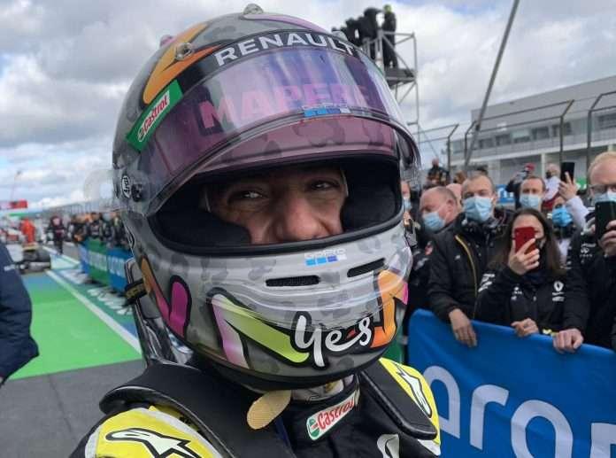 GP Eifel Ricciardo