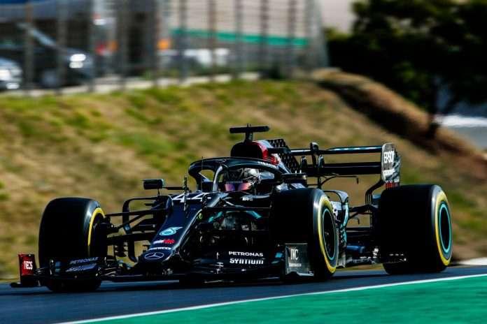 Hamilton GP Portogallo