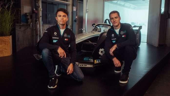 Vandoorne De Vries Formula E