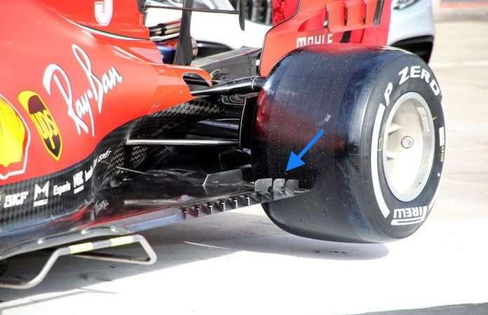 In Ferrari hanno confermato le evoluzioni introdotte a Portimão