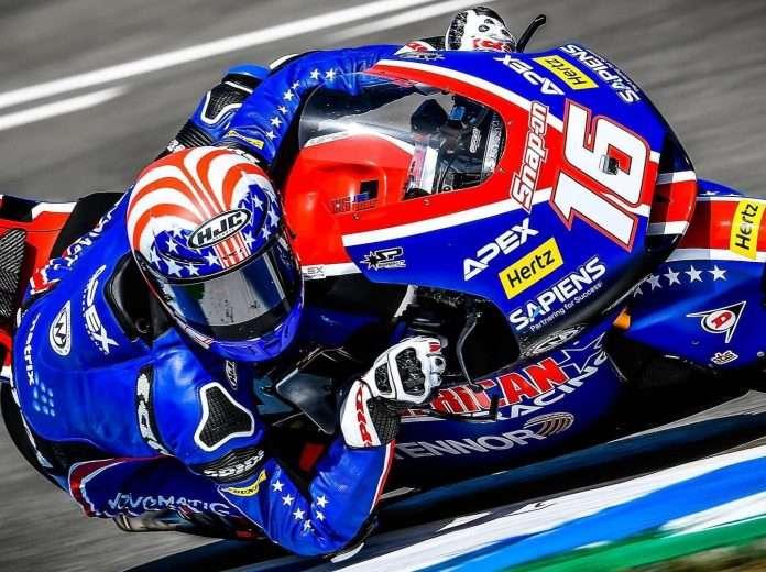 Moto2 GP Francia