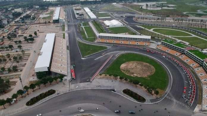 F1: Il circuito di Hanoi che dovrebbe ospitare il GP Vietnam