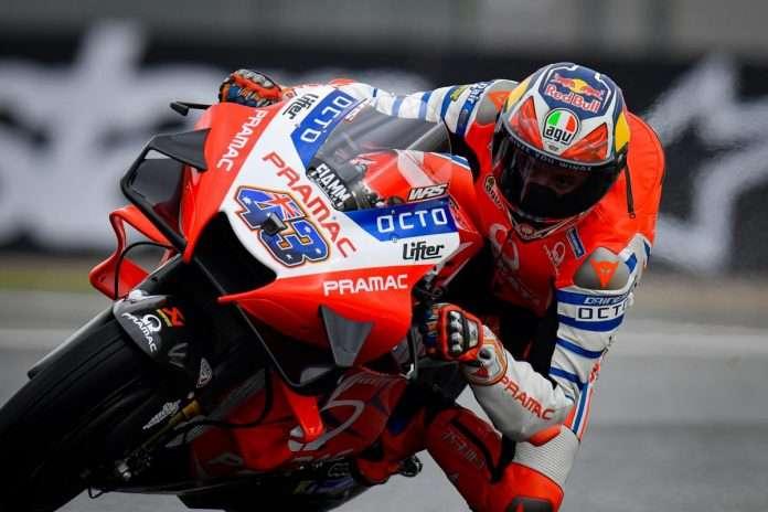 MotoGP Europa Gp 2020 Valencia Miller 1