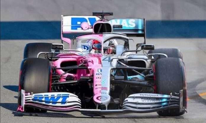 F1 3D Reverse Engineering