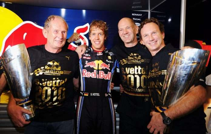 Vettel primo titolo