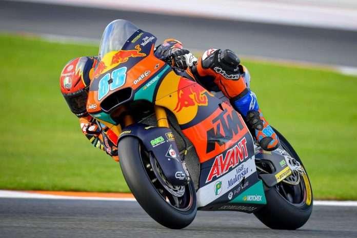 Moto2 Valencia Martin